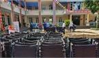 Việt Yên trưng dụng 4 trường học làm điểm cách ly tập trung