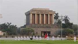 Tiếp tục tổ chức lễ viếng Chủ tịch Hồ Chí Minh, tưởng niệm các Anh hùng liệt sĩ